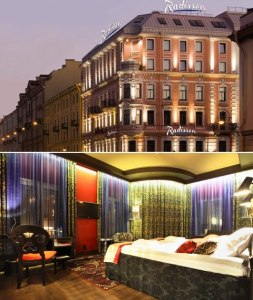 Radisson Sonya Hotel, St. Petersburg, Russie