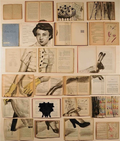 Les livres peints de_Ekaterina Panikanova 2