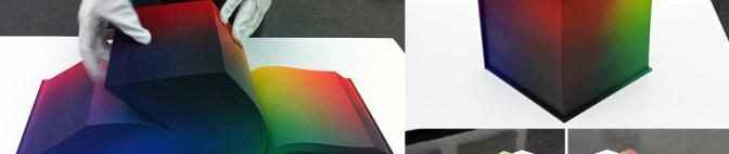 Le livre des couleurs d'Auba Auerbach