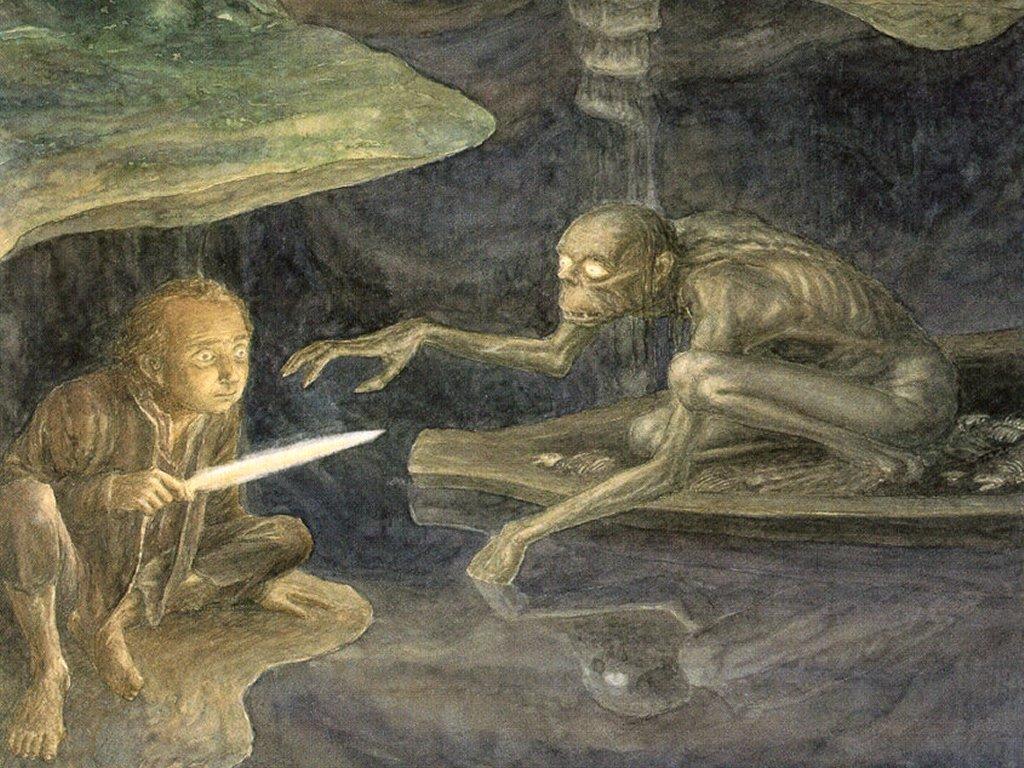 Jouez avec les énigmes de Bilbo le Hobbit