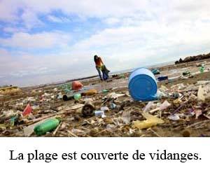 Apprendre le québécois : vidange