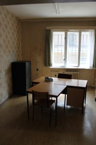 interrogatoir salle de - 2