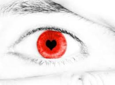oeil amour