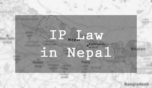 intellectual property in Nepal