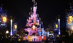 Il parco divertimenti Disneyland Paris