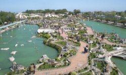 Il parco divertimenti Italia in Miniatura vicino Rimini