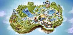 Il parco acquatico Aqualand del Vasto in Abruzzo