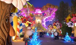Torna Gardaland Magic Winter con il Magico Villaggio di Babbo Natale