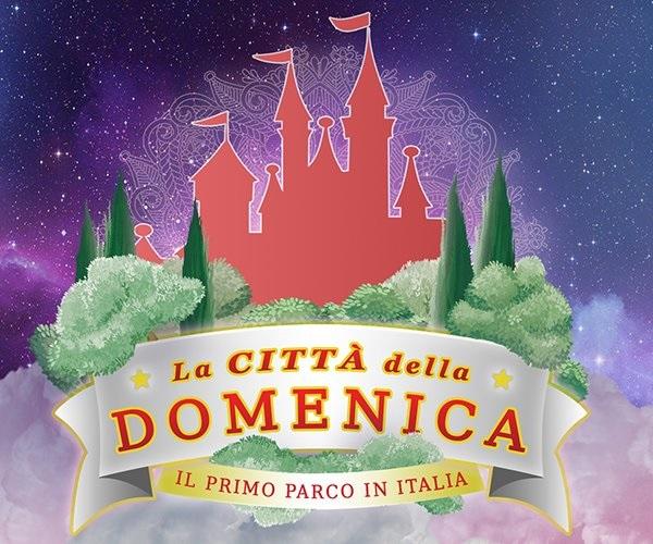 Citta della Domenica, il primo parco divertimenti in Italia