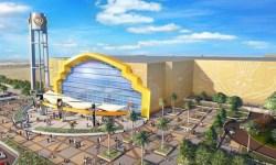 Il 25 luglio 2018 apertura del Warner Bros. World Abu Dhabi