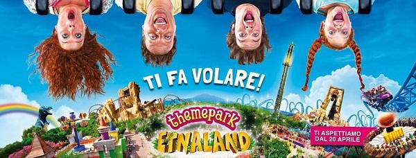 Le novità della stagione 2018 di Etnaland, il parco divertimenti della Sicilia