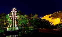 Ritornano le 'Siam Nights', le aperture notturne del parco acquatico Siam Park di Tenerife
