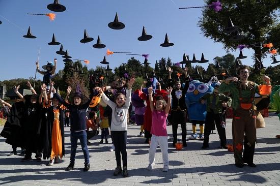 Dal 5 ottobre si festeggia Halloween 2021 a Luneur Park Roma