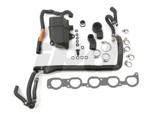 Volvo PCV Breather System Kit 20032004 C70 S60 V70 XC70 XC90 Turbo 5 Cylinder 115030 30650578