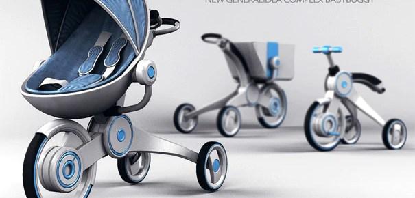 Gli innovativi passeggini del futuro. - IperBimbo