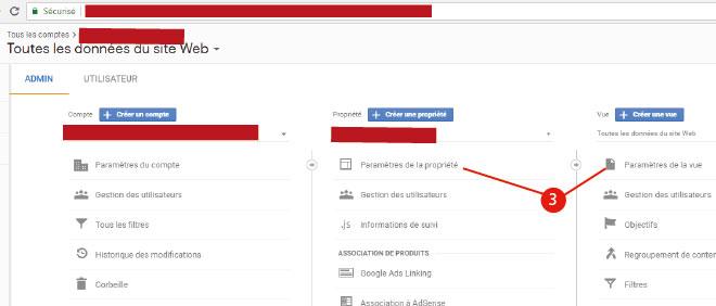 Il faut modifier Google Analytics, Search Console, le robots.txt et le fichier .htaccess
