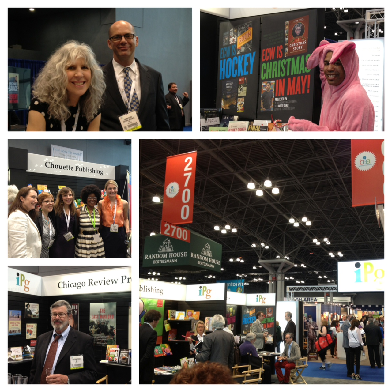 IPG at BEA 2013