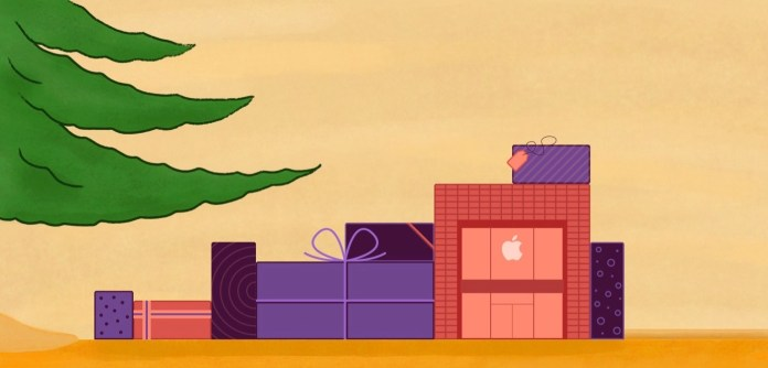 12 Days of Apple Stores Wallpaper