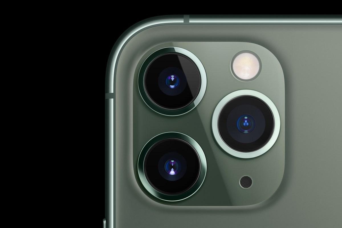 iPhone 11 Pro comparison