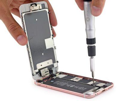 demontage de l iphone 6s ce qui a