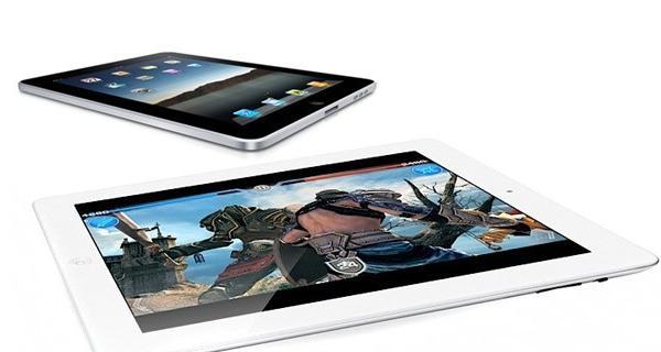 iPad 1 und iPad 2 im Vergleich