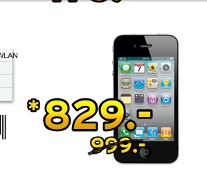 iPhone, iPod & iPad günstiger bei Interdiscount