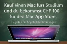 Apple Angebot Back to School