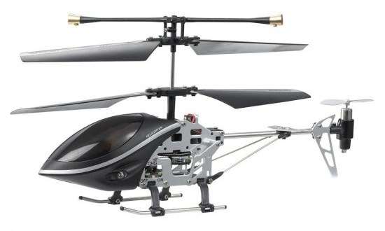 iHelicopter fliegt dank iPhone