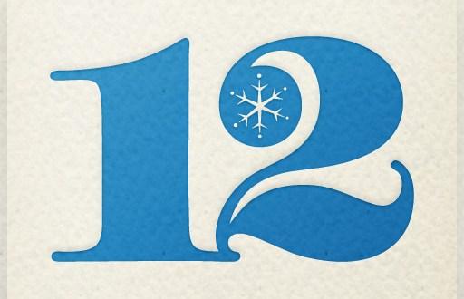 12 Tage Geschenke von iTunes: erstes Geschenk