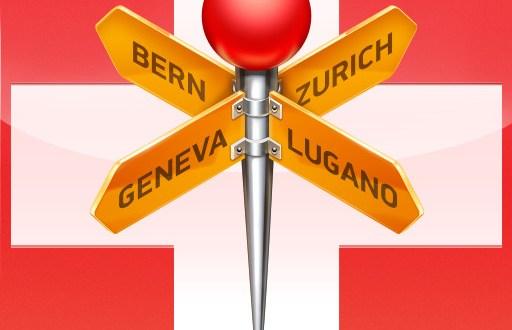 Swisshiker: Schweizer Spiel der Kantone