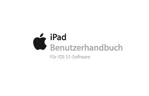 iOS 5.1 Benutzerhandbuch als PDF auf Deutsch