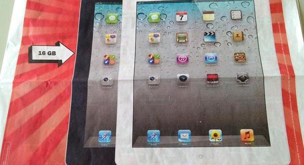 iPad 2 bei MediaMarkt nur Fr. 377.-