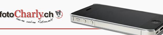 Getestet: iPhone Cover bei fotoCharly selber gestalten