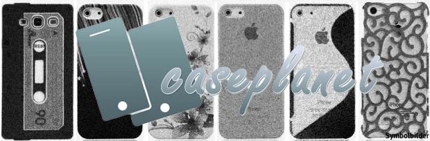 Merry X-Mas Geschenk #4: 5 iPhone Hüllen von Caseplanet.ch