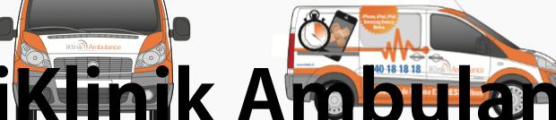 iKlinik ist ab sofort mit Ambulanz unterwegs
