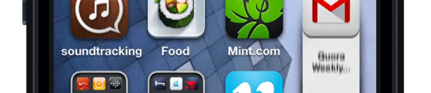 iOS 7 und iPhone 6 Konzept
