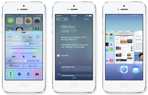 iphone5withios7