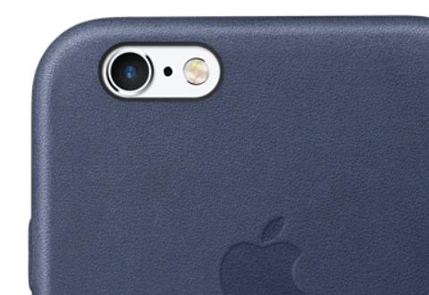 Neue iPhone-Hüllen in Mitternachtsblau, Sturmgrau, Apricot, Mint, Hellrosa und Flieder