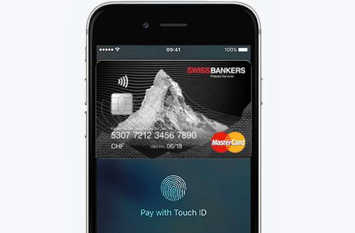 MasterCard Prepaid mit Apple Pay