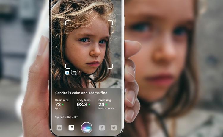 Iphone Entfernungsmesser Schweiz : Iphone 8: 3d laser für augmented reality und bessere