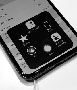 iPhone X mit Home-Taste: so funktioniert's