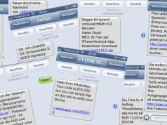 20 Jahre SMS