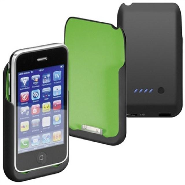 Extra-Energie für das iPhone