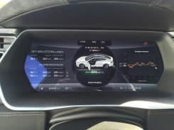 Tesla S85D Ladevorgang