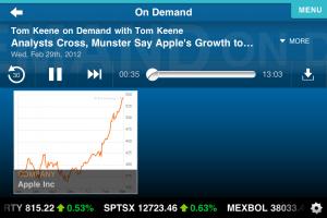 Interview mit Analyst Gene Munster über Apple