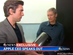 Tim Cook im ABC-Interview