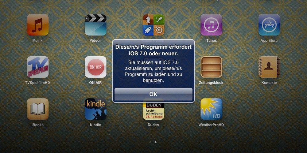 Iphone apps neu instalieren warum