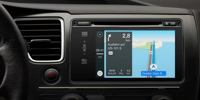 Apple Auto Car Play