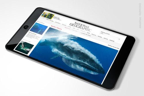 So könnte ein MacTablet aussehen © Gizmodo