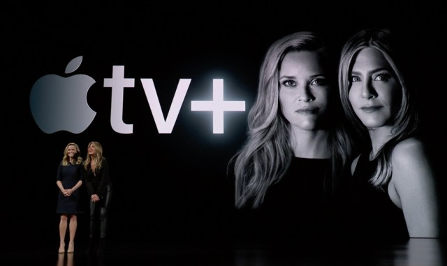 Apple TV+ Jenifer Aniston Reese Witherspoon